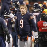 Bears QB Nick Foles practices in full