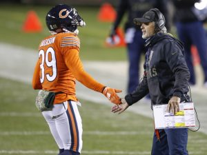 Bears defense: 'We never quit,' even if Tony Dungy said we did