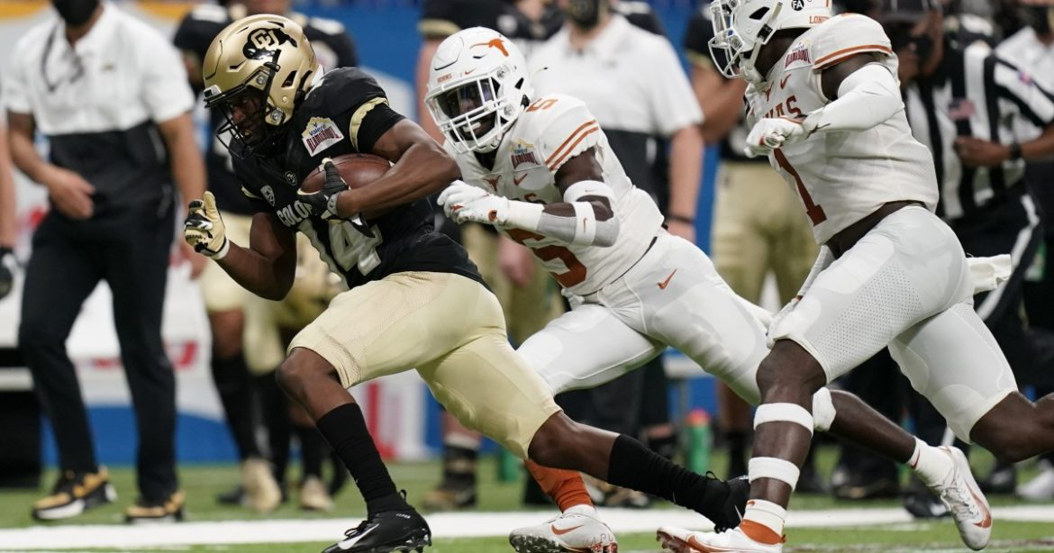 Pac-12 football: Texas overcomes Sam Ehlinger injury, routs Colorado in Alamo Bowl