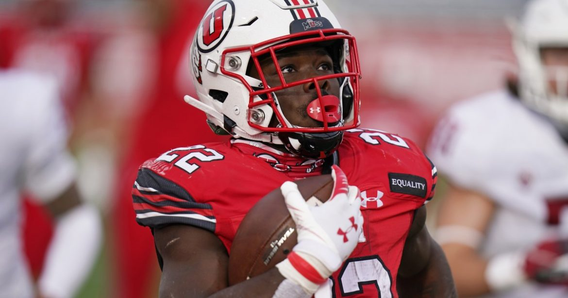 Ty Jordan, Utah running back who was Pac-12 newcomer of the year, dies at 19