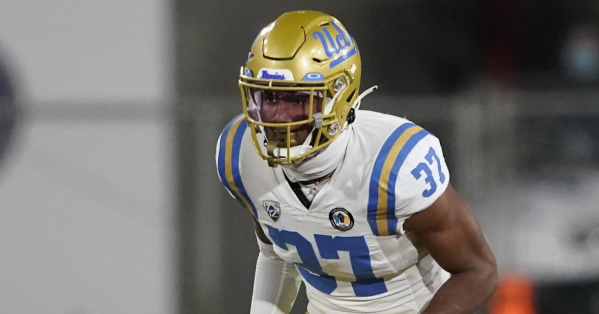 Quentin Lake says he'll return to UCLA for 2021 season