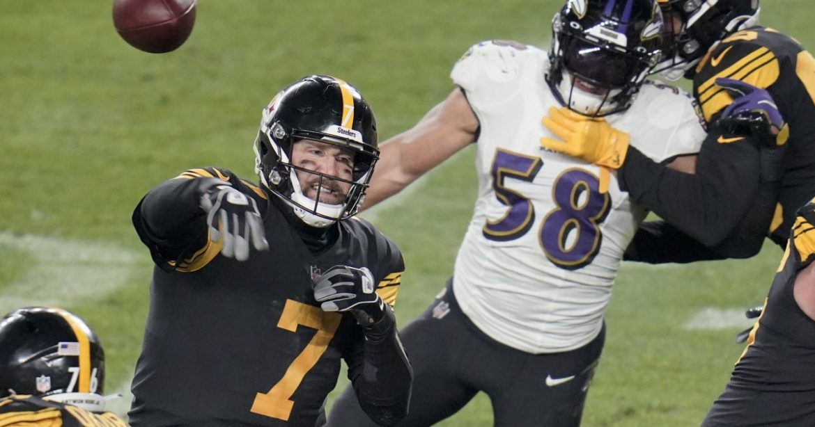 NFL: Steelers overcome rust, short-handed Ravens to move to 11-0