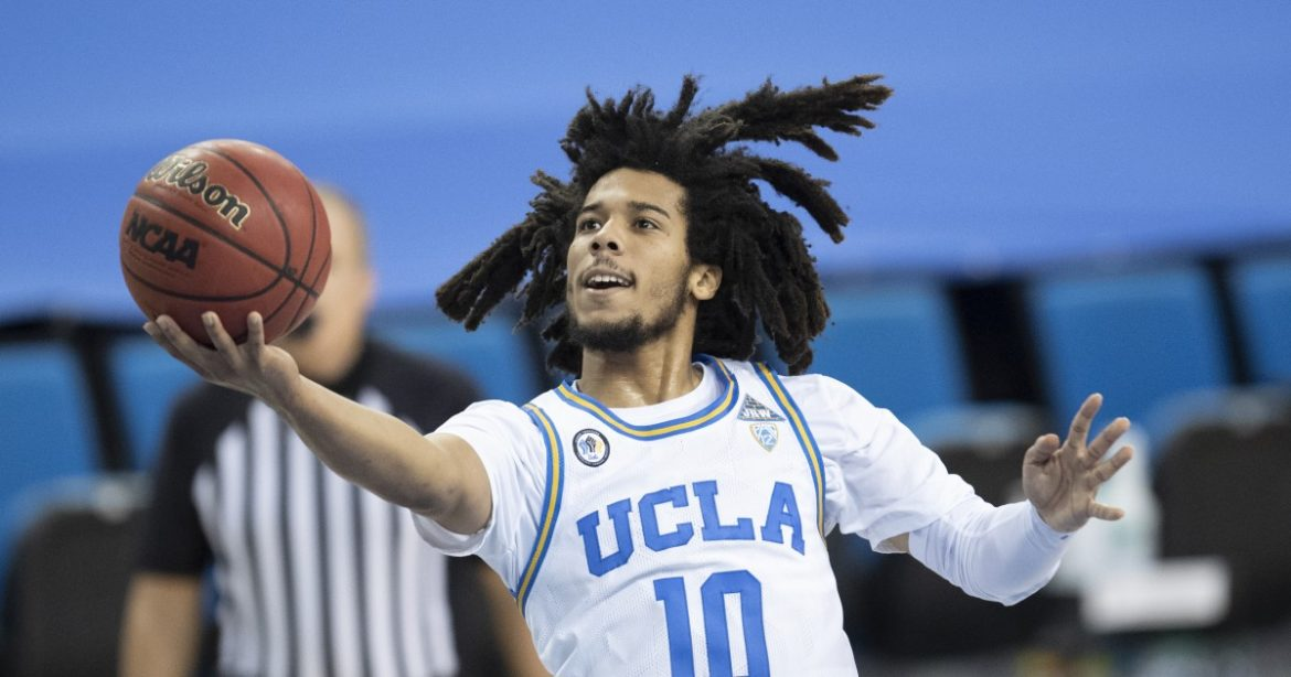 Tyger Campbell sparks Bruins to dominant win over Cal in Pac-12 opener