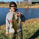 Chicago fishing, Midwest Fishing Report: Northerly blow, perch, hints of ice fishing