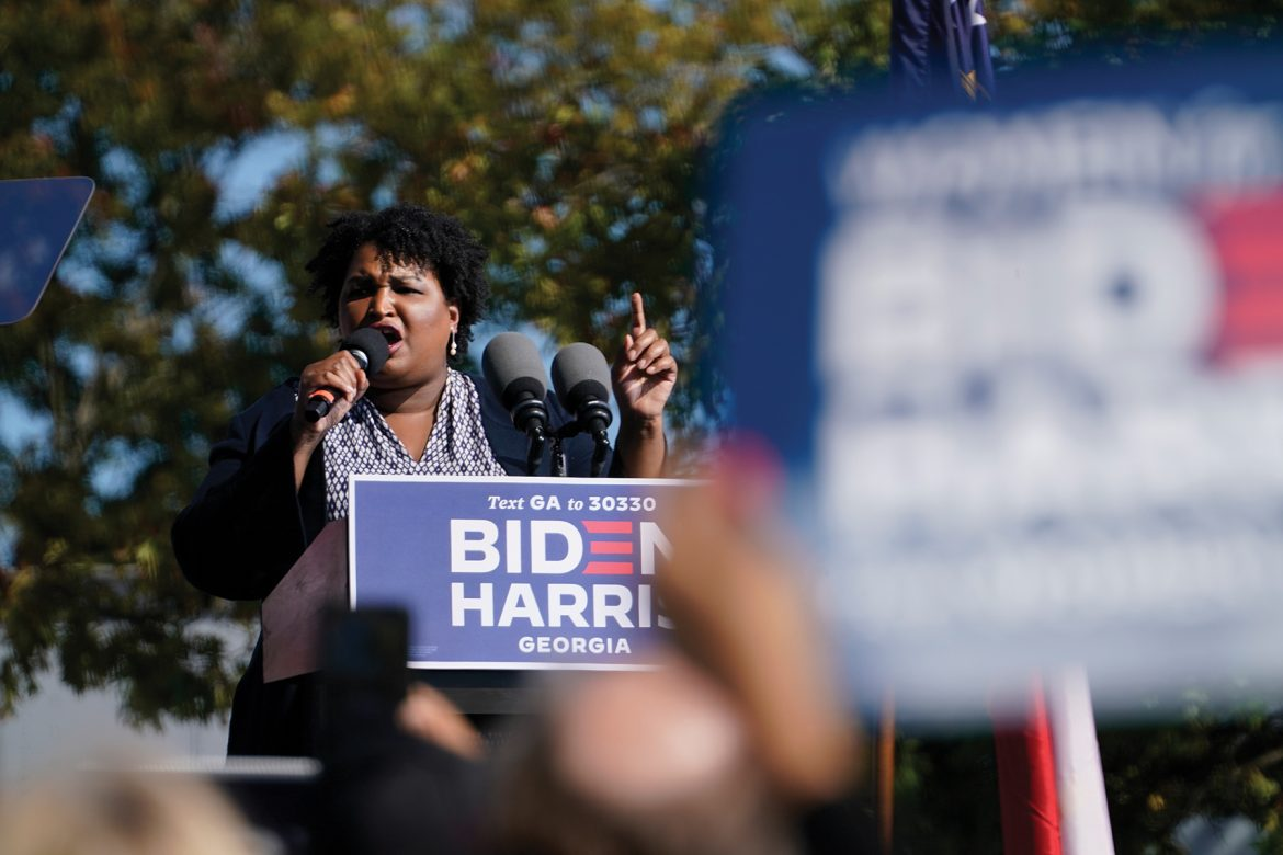 What the Democratic Party Can Learn From Stacey Abrams' Success in Georgia