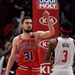 Bulls veteran Tomas Satoransky has no problem looking in the mirror