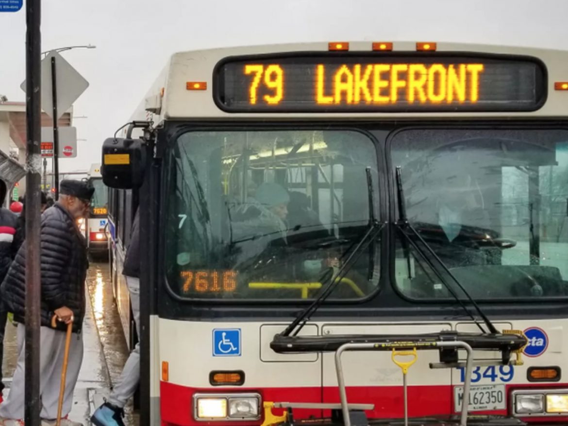 Nearly 900 CTA workers have had COVID-19; 18 of them drove the busy No. 79 or No. 49 bus routes