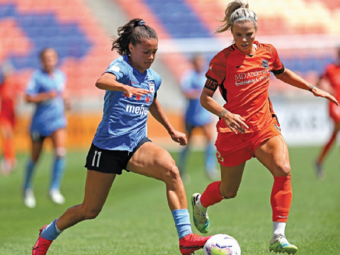 Reflecting on 2020, the future looks bright for the NWSL