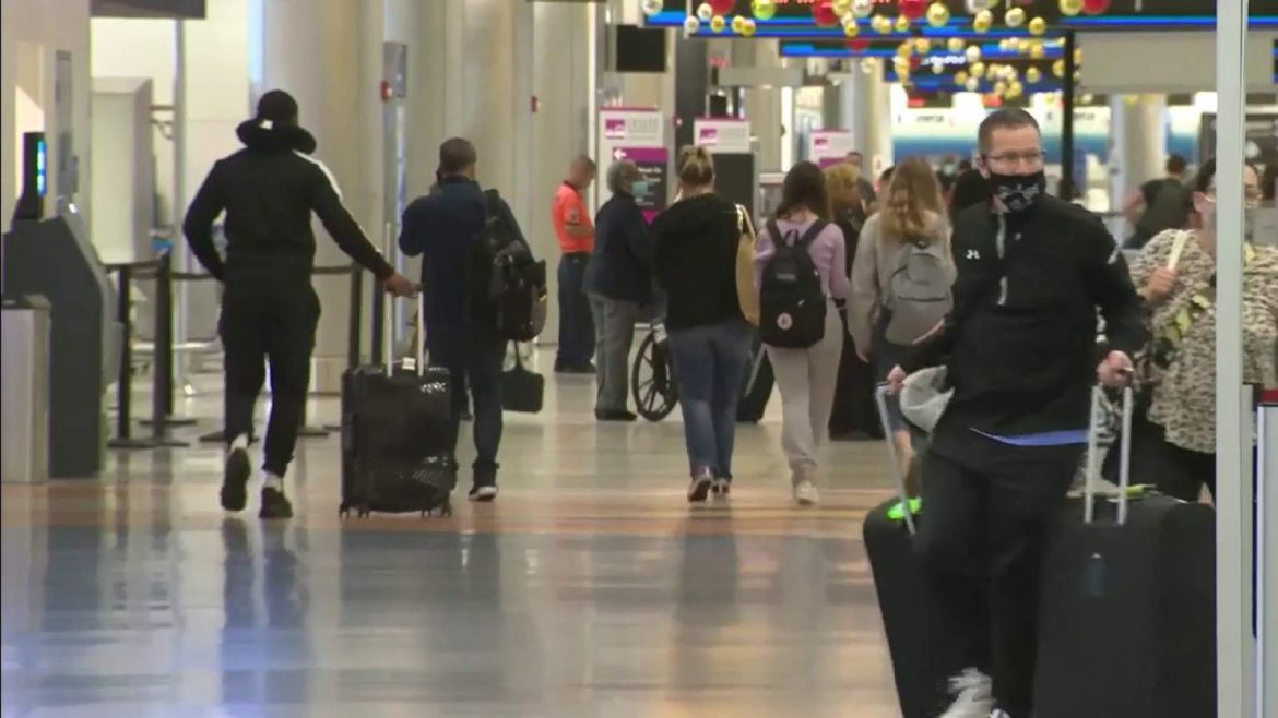 About 9.5 million passengers screened by TSA during Thanksgiving holiday travel period