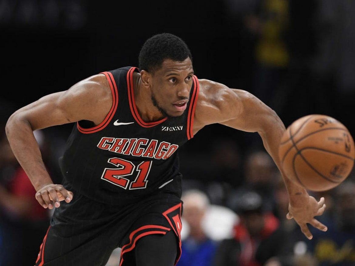 Bulls veteran Thad Young sees a bench that can do special things