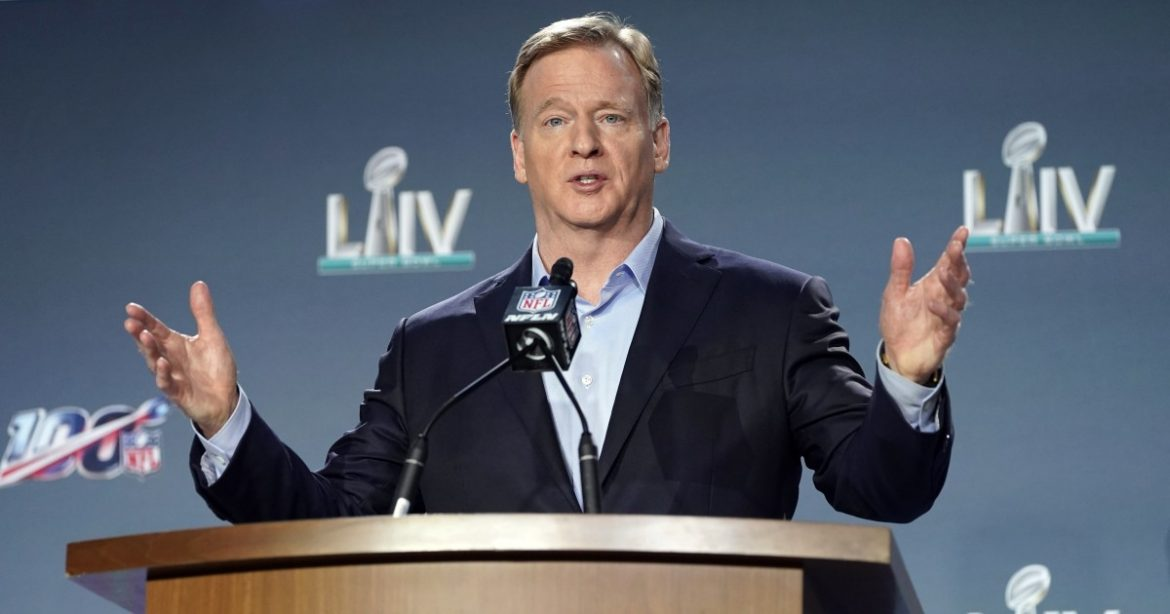 NFL looking into hosting vaccinated healthcare workers at the Super Bowl
