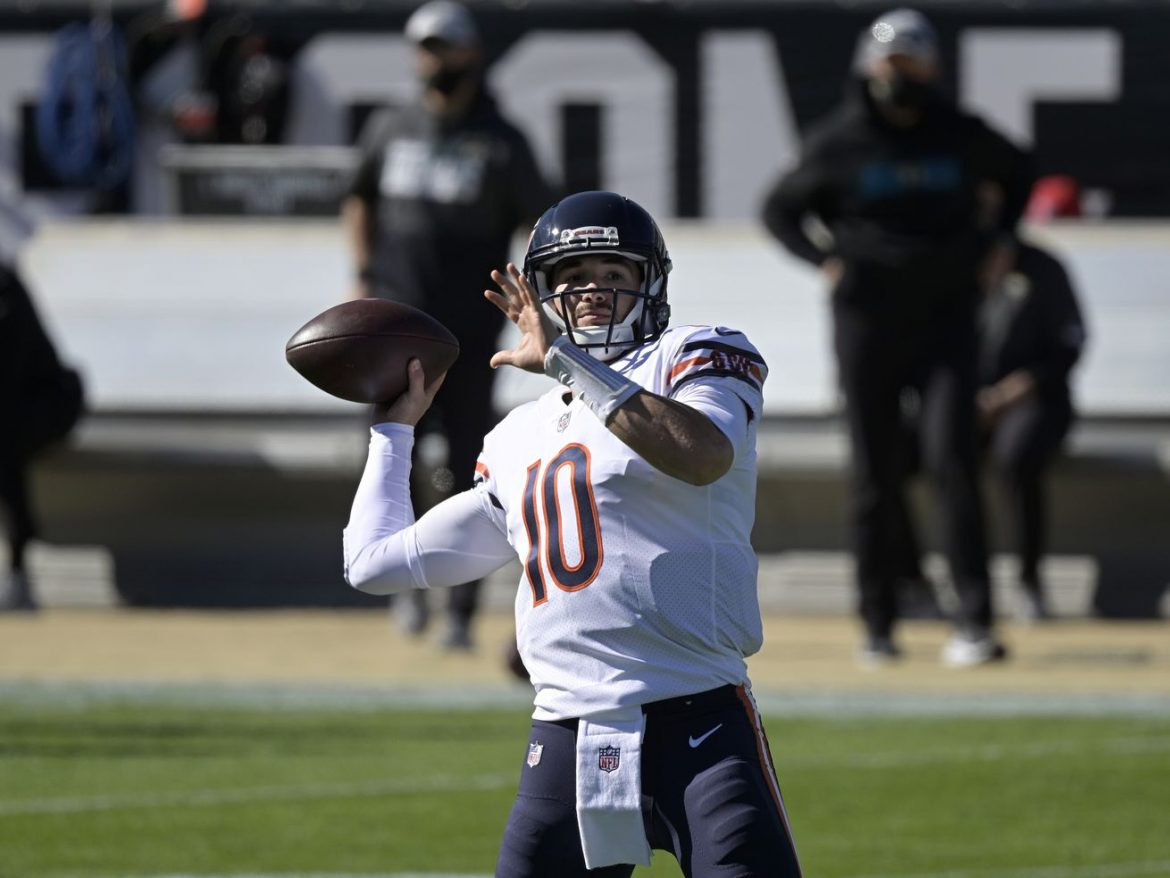Bears seem to be warming to idea of QB Mitch Trubisky returning in 2021