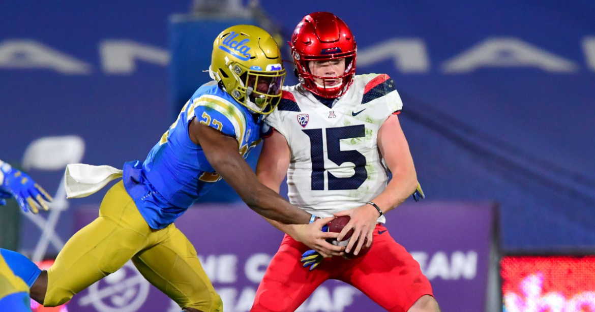 Defensive back Obi Eboh becomes latest UCLA graduate transfer to stick around
