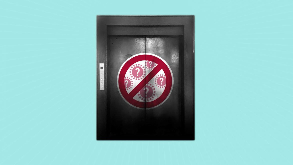 "Do ""self-cleaning"" elevator buttons really work?"