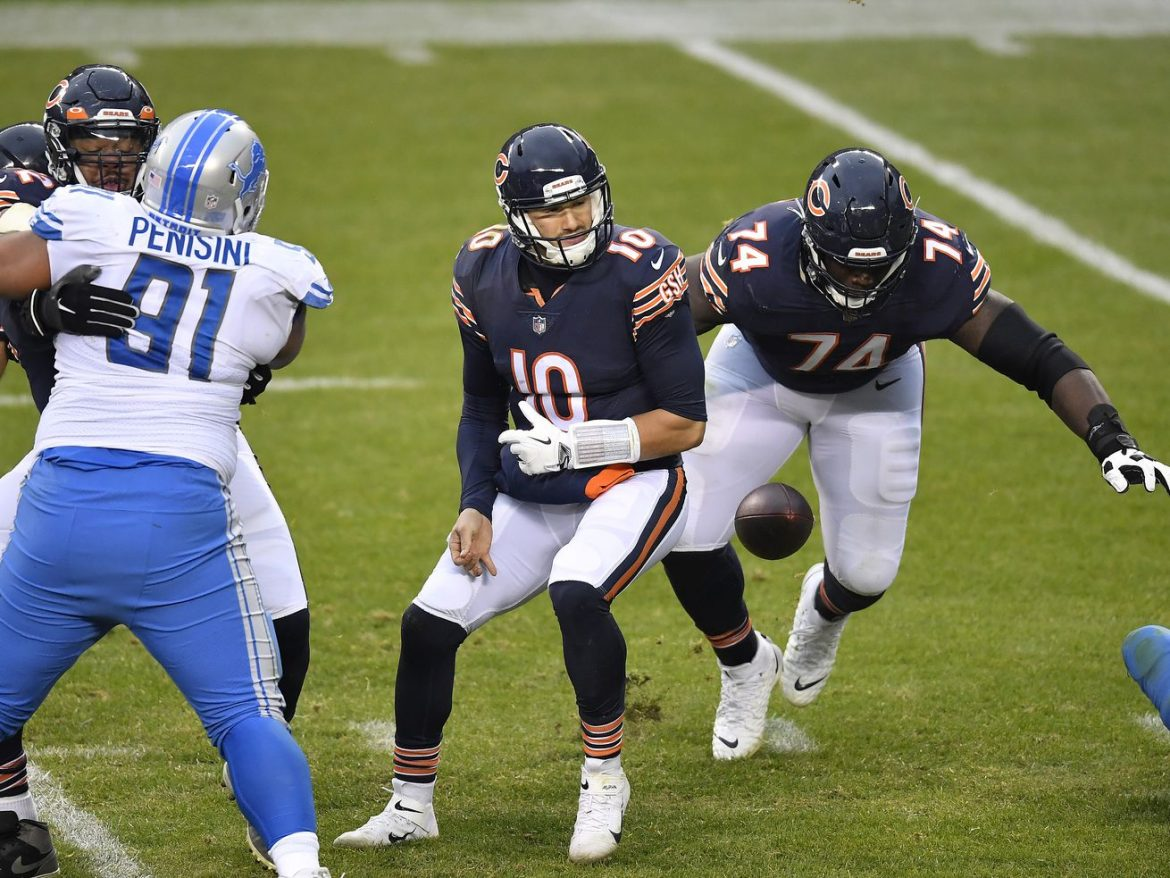 Bears film review: 6 brutal, game-costing mistakes vs. Lions