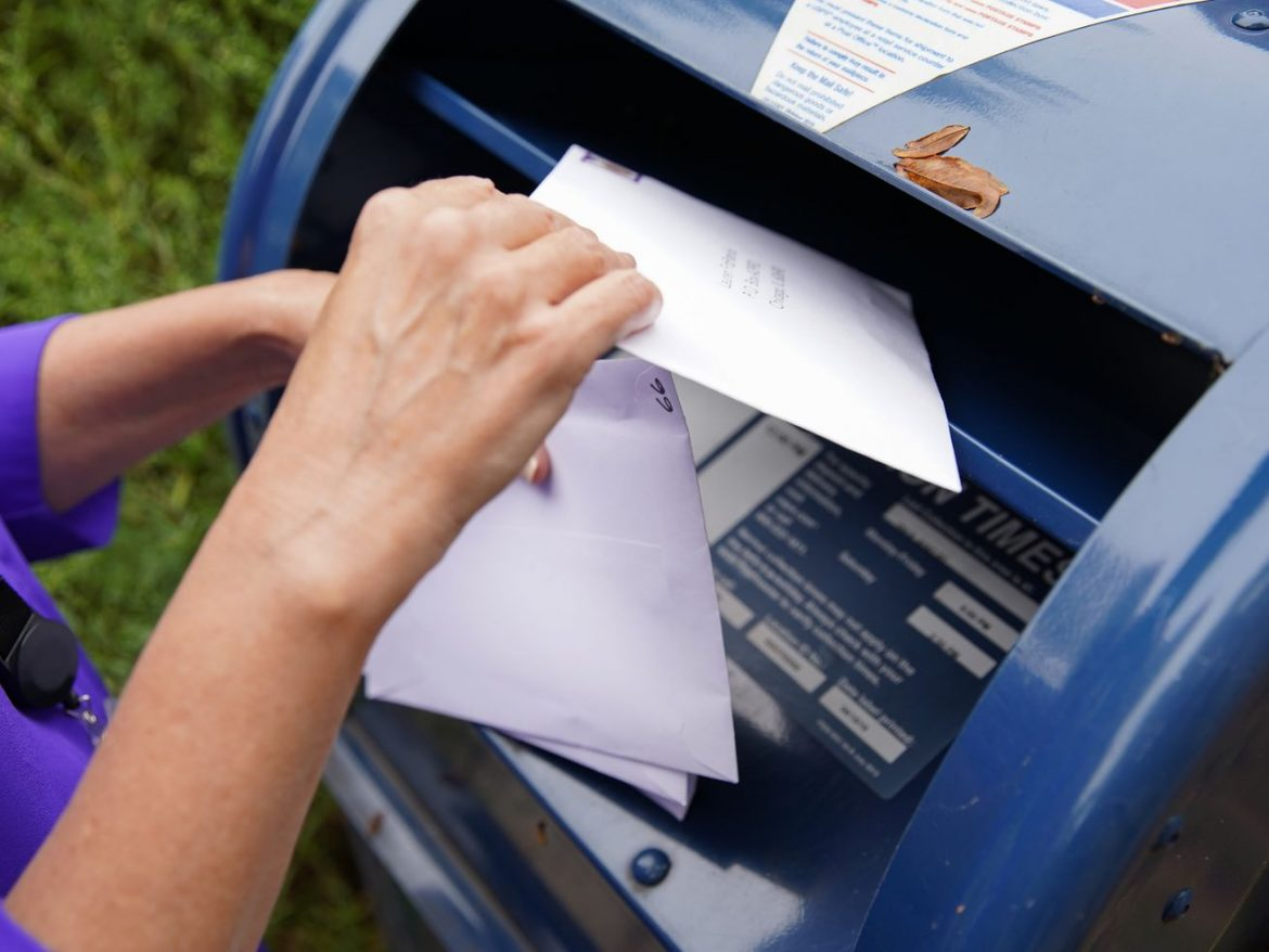 37 Chicagoans' mailed-in November ballots were sent on time but arrived too late to be counted