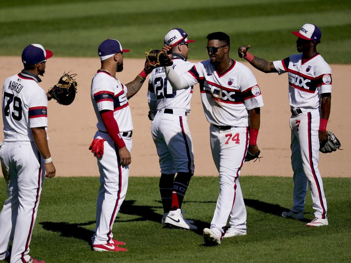 How high should White Sox aim in '21? 'World Series or bust, hitting coach says