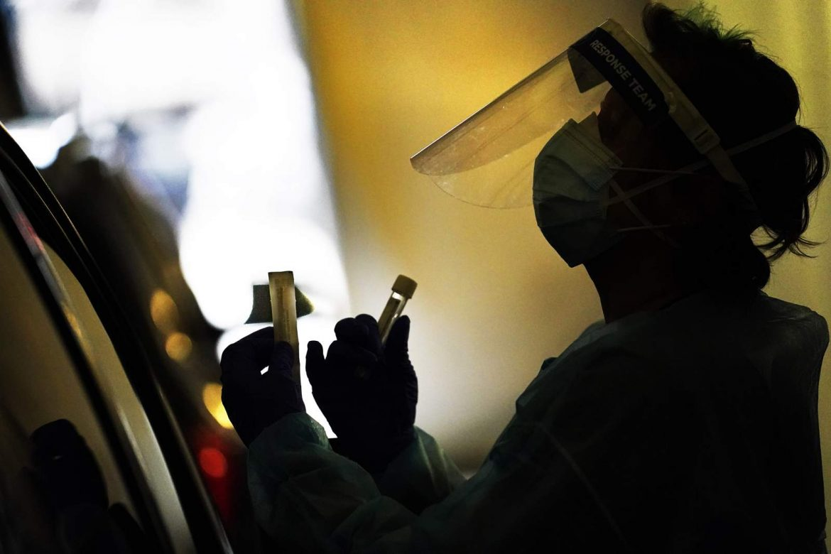 AP-NORC poll: America's virus concerns stable as cases spike