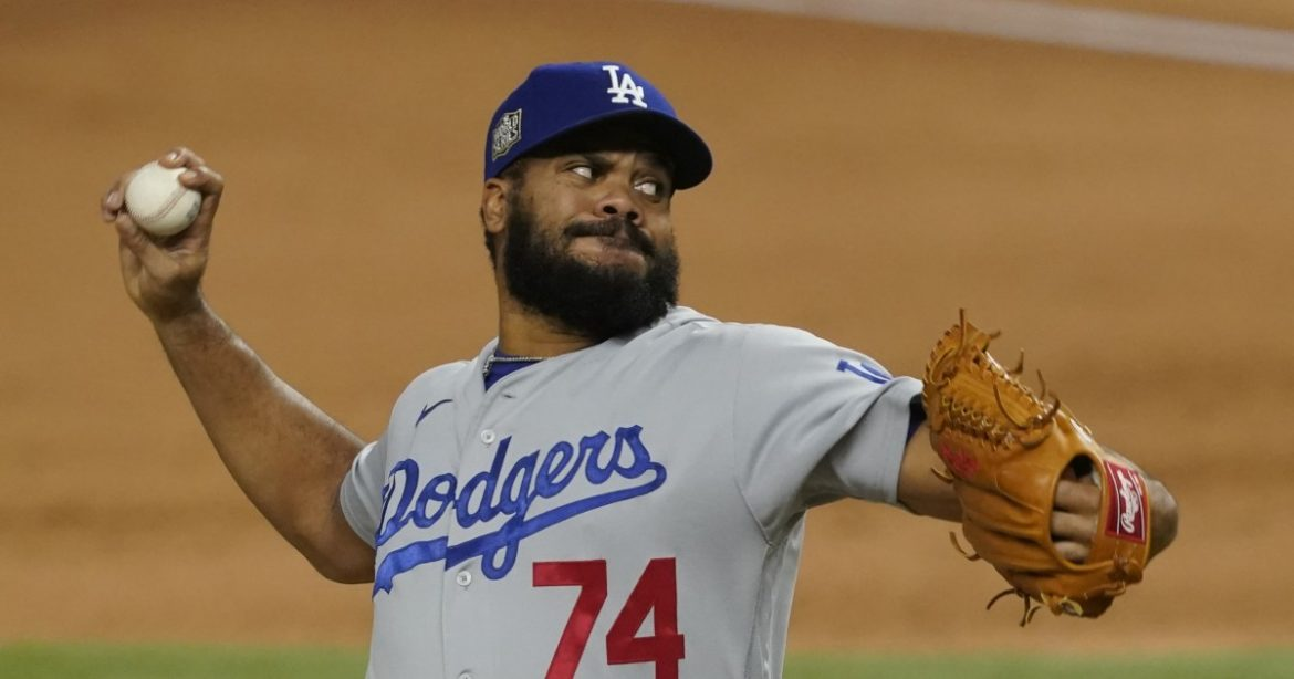 Dodgers to focus on bolstering the bullpen with Kenley Jansen a question mark