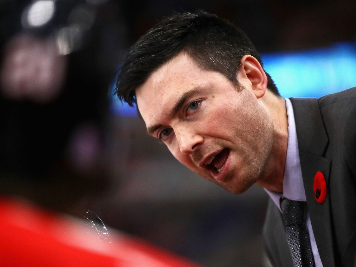 Does Blackhawks coach Jeremy Colliton have 'it' or not? We'd pretend to know, but …