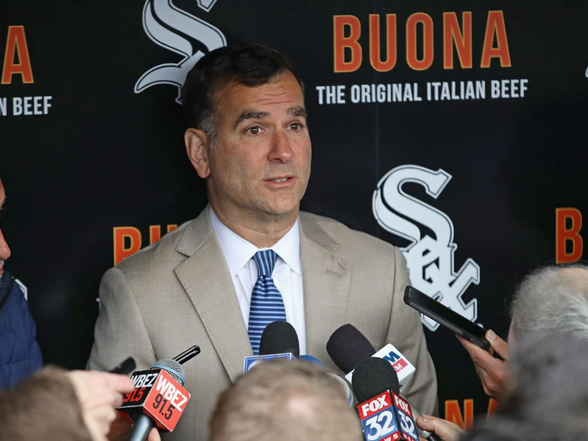Thanks to the White Sox and Rick Hahn for offering some relief during tough times