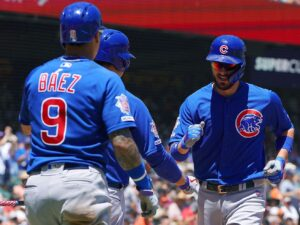 Cubs avoid arbitration with four players, including Javy Baez, Kris Bryant and Willson Contreras