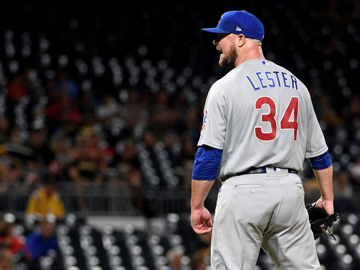 Cubs give 'Dear Jon' treatment to Lester, the most important North Sider of 'em all