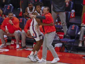 Is this the week when disappointing Illini finally start showing up ready to play?
