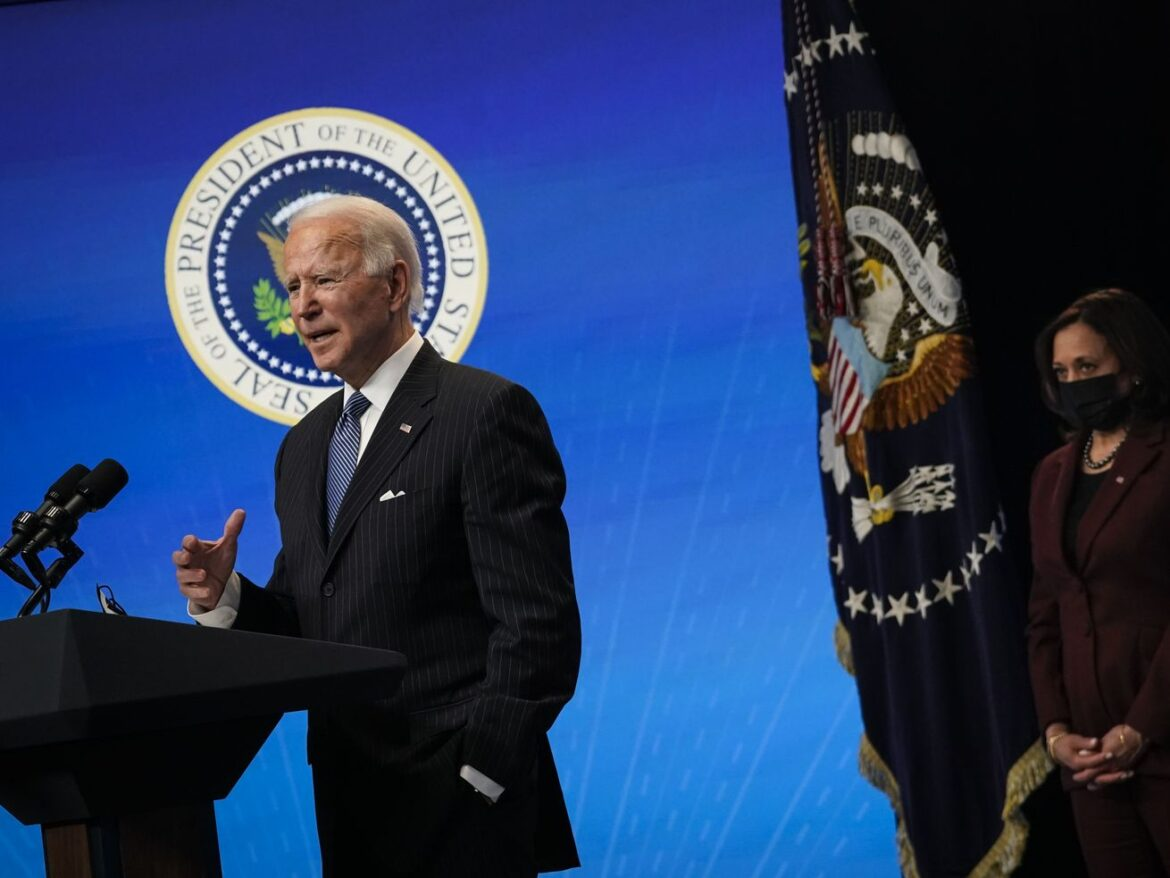 Biden signals support for CTU's COVID-19 safety concerns as top union chief briefs White House