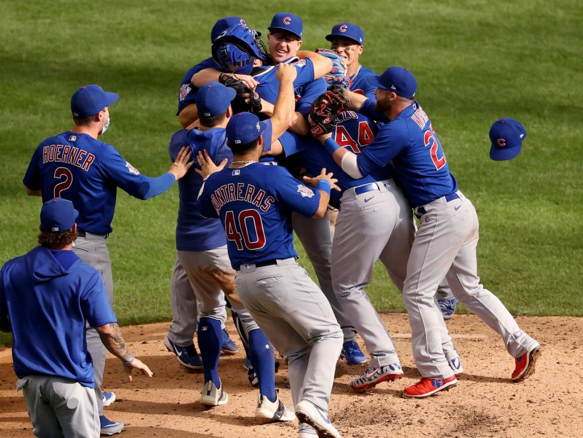 Cubs' top five moments from the 2020 season