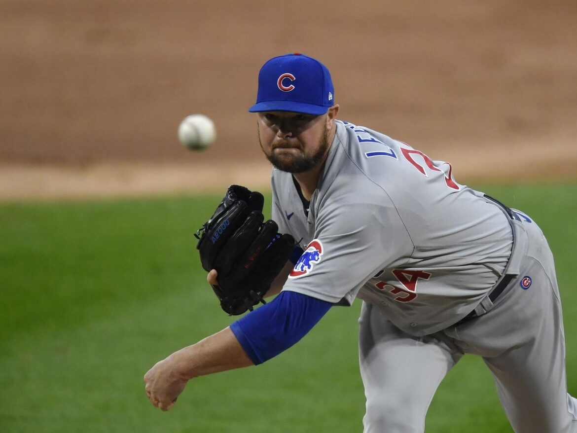 Report: Nationals sign Jon Lester to one-year deal