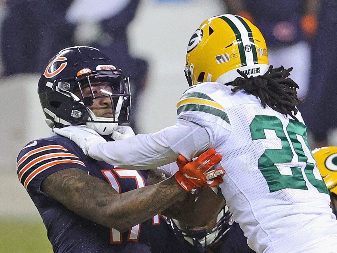 Analyzing the Bears' biggest offseason questions