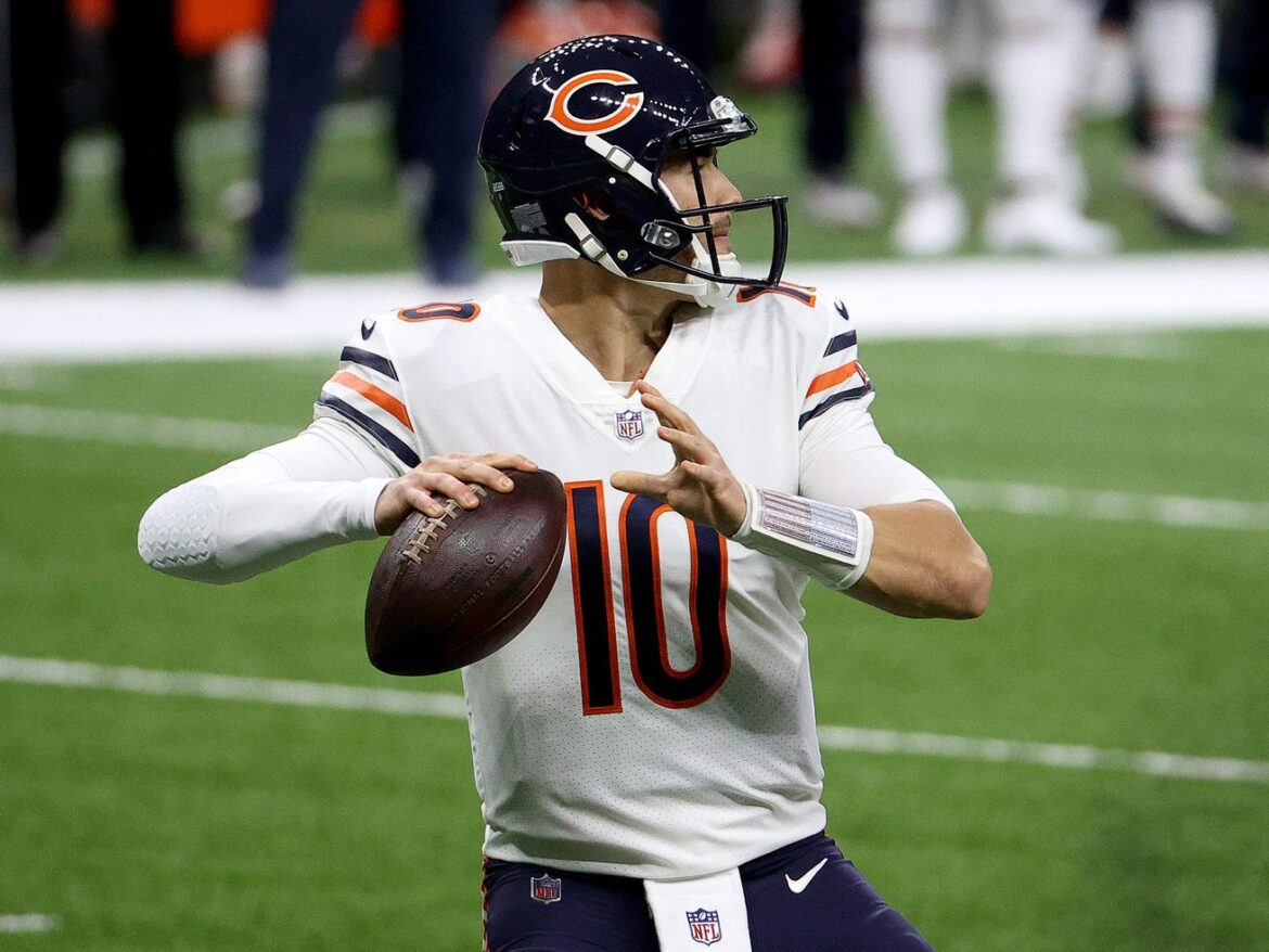 Mitch Trubisky: 'I can see' returning to Bears
