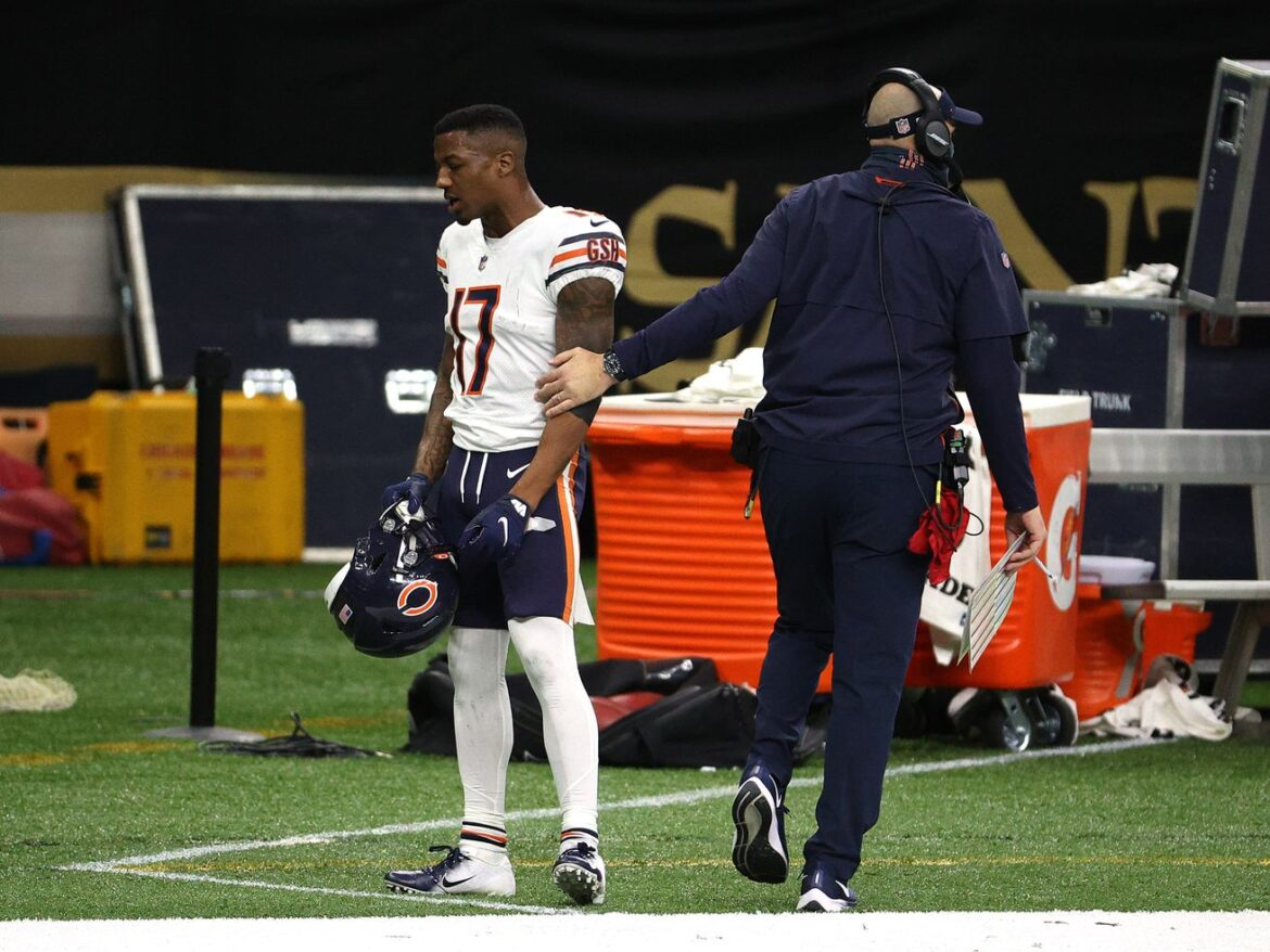 The real Bears show up in an embarrassing playoff loss to the Saints