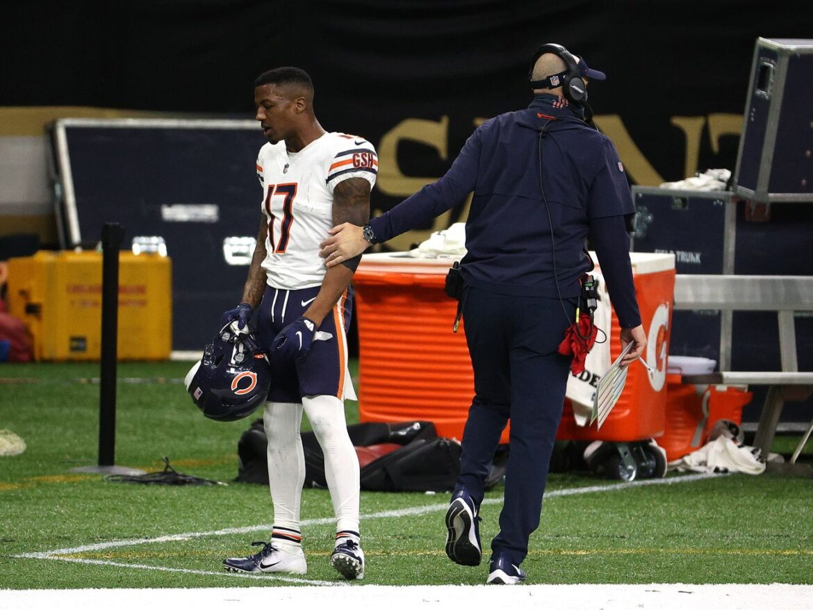 George McCaskey: 'I've got a bigger problem' with Anthony Miller than Javon Wims
