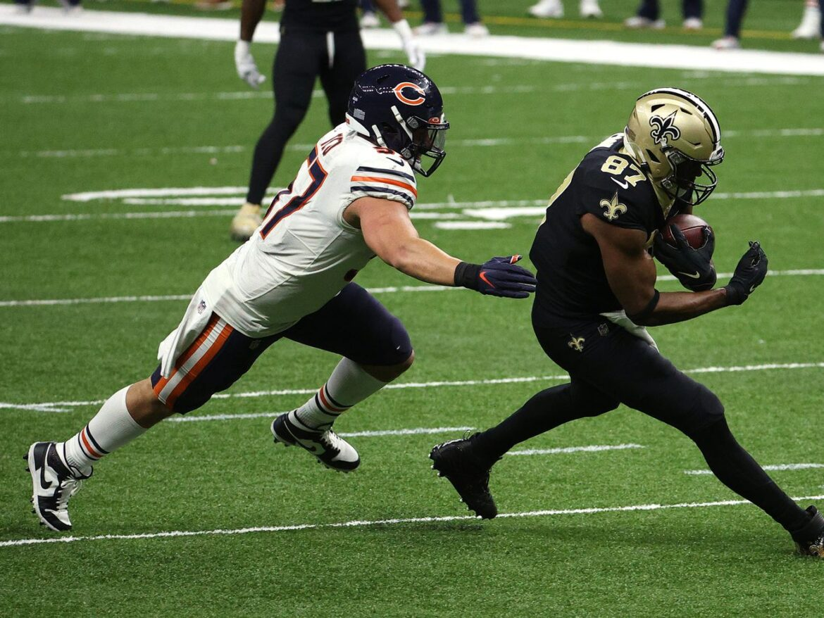 Three takeaways from the Bears' playoff loss