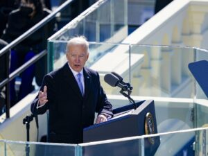 Joe Biden inauguration speech text: 'We must end this uncivil war'