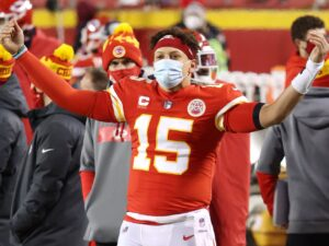 Reigning champion Chiefs dump Bills in AFC title game