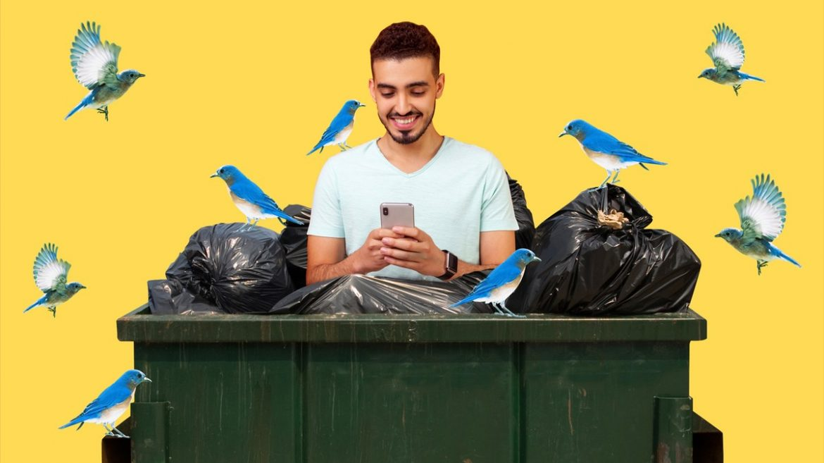 Why I Finally Stopped Reading Garbage Online