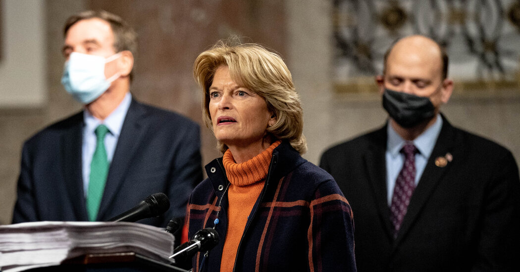 Murkowski Rules Out Switching Parties to Join Democrats