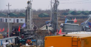 Chinese Miner Pulled to Surface 2 Weeks After Underground Explosion