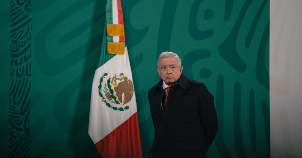 Mexico's President Has Covid. Will It Make Him Take the Disease More Seriously?