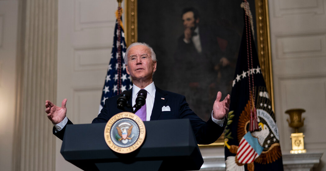 In Sweeping Actions on Climate, Biden to 'Pause' Oil and Gas Leasing