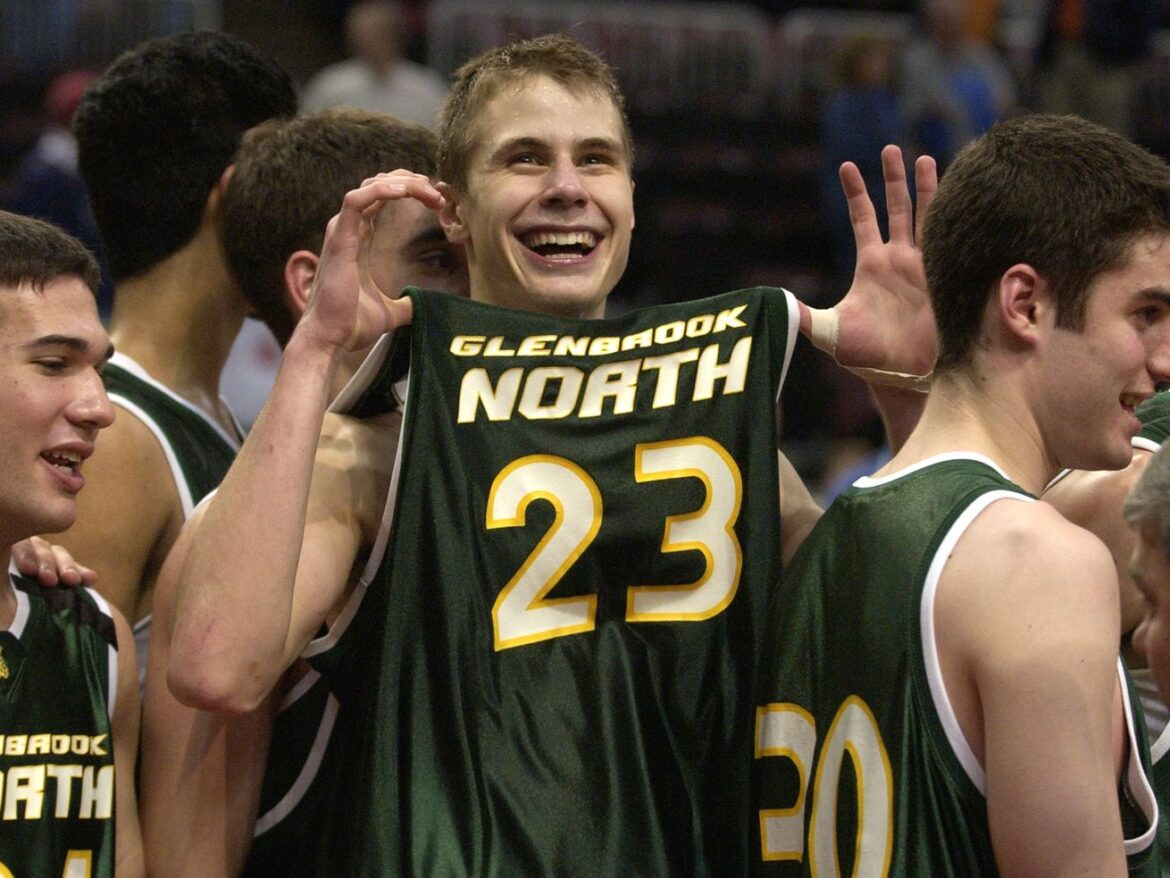 Classic high school basketball game rewatch: Glenbrook North vs. Carbondale (2005)