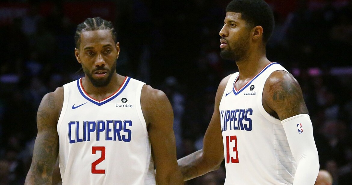 Kawhi Leonard and Paul George on track to return to Clippers lineup