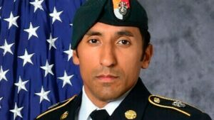 Correction: Green Beret Death story