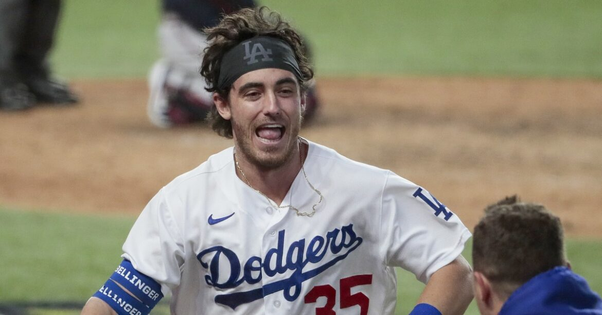 Cody Bellinger avoids arbitration, agrees to one-year, $16.1-million deal with Dodgers