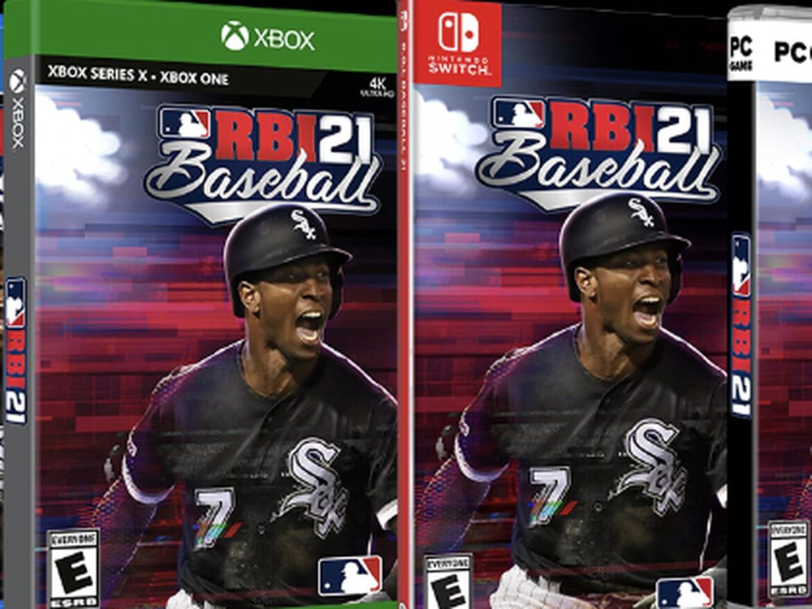 White Sox' Tim Anderson featured on cover of video game