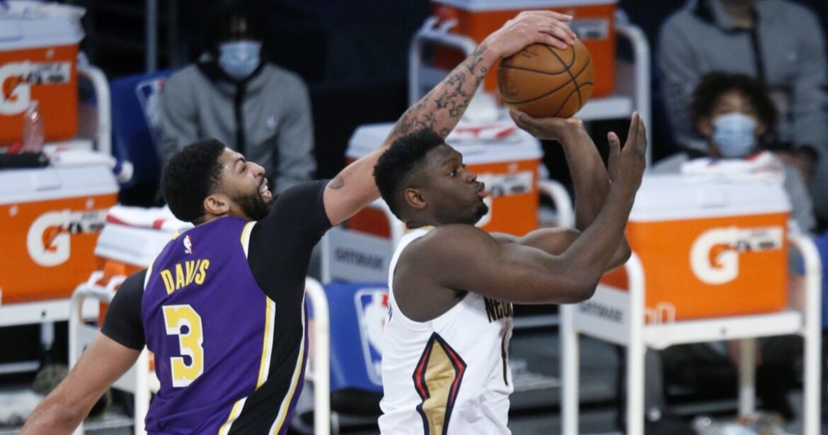 Lakers lean on lockdown defense: Five takeaways from win over Pelicans