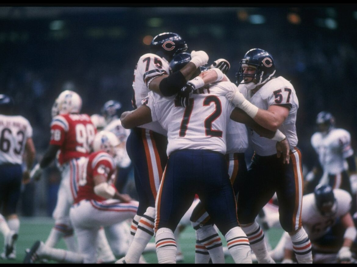 This You Gotta See: a trip back in time with a band of heroes known to all as the '85 Bears